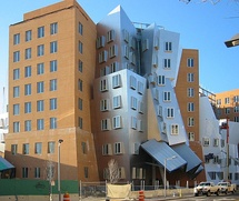 Stata Center, Massachusetts Institute of Technology, Cambridge, Massachusetts (2004)