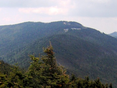 Mount Mitchell is the highest summit of North Carolina and the Appalachian Mountains.