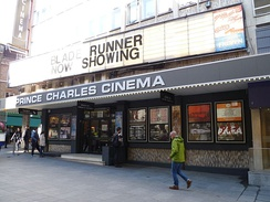 Blade Runner: The Final Cut at Prince Charles Cinema, London in 2015