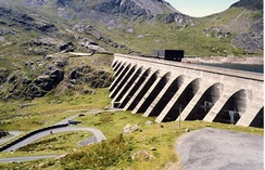The Ffestiniog Power Station can generate 360 MW of electricity within 60 seconds of the demand arising.