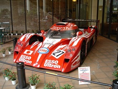 The Toyota GT-One