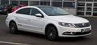 VW CC 2.0 TDI BlueMotion Technology (Facelift) – Frontansicht, 3. April 2012, Velbert.jpg