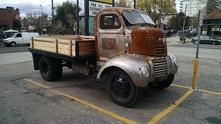 1947 GMC cabover truck