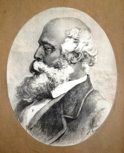 John Molteno, Father of Responsible Government and first Prime Minister of the Cape.