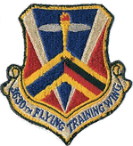 Emblem of the 3630th Pilot Training Wing (ATC)