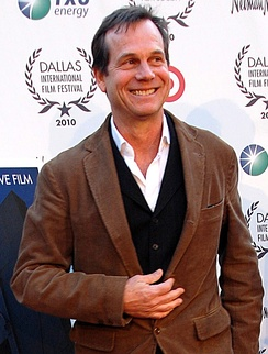 Paxton at the Dallas International Film Festival, 2010