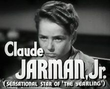 Jarman Jr. in the trailer of the film High Barbaree (1947)