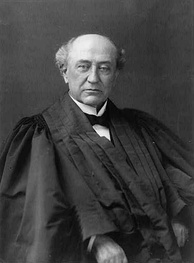 Harrison appointed four Supreme Court justices, including David Josiah Brewer.