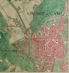 Ghent in 1775