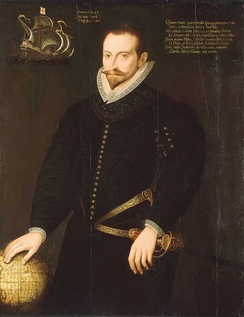 Sir James Lancaster VI commanded the first East India Company voyage in 1601