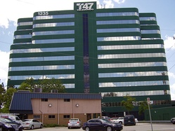 KTMD's offices in Houston.