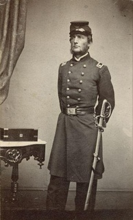 Lucius Fairchild, Lieutenant Colonel of the 2nd Wisconsin Infantry, before his promotion to Colonel on November 17, 1862.