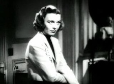 Margaret Sullavan in her Oscar-nominated role as Pat Hollmann (Three Comrades, 1938).