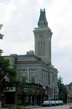 City Hall (1905) by Allen, Collins & Berry