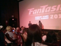 Premier of Alter Egos at Fantasia Film Festival in Montreal July 24, 2012