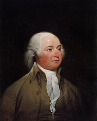 John Adams, 2nd President of the United States (1797–1801)