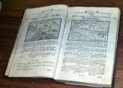 Orbis Pictus, a revolutionary children's textbook with illustrations[157] published in 1658 by educator John Amos Comenius.