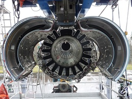 PowerJet SaM146 which powers Sukhoi Superjet 100