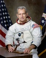 Deke Slayton (B.S., Aeronautical Engineering, 1949), Mercury Seven astronaut