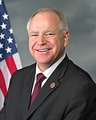 Tim Walz, the 41st and current Governor of Minnesota