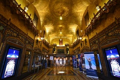 The State Theatre street lobby