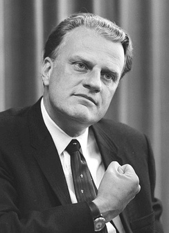 The Billy Graham School was launched in 1994, with Graham himself present at Southern's campus [26]