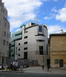 BBC London moved to the new Egton Wing of Broadcasting House in 2009.
