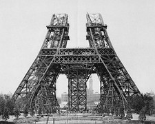 15 May 1888: Start of construction on the second stage.