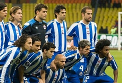 Deportivo played in UEFA Cup in the 2008–2009 season