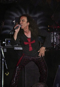 Ronnie James Dio's first stint as the singer of Black Sabbath lasted from 1979 to 1982.