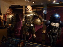 Sontarans in Doctor Who are a cloned warrior race