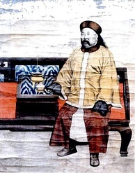 Han Chinese General Nie Shicheng, who fought both the Boxers and the Allies[80]