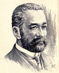 Prince Georgy Lvov, first head of the Provisional Government