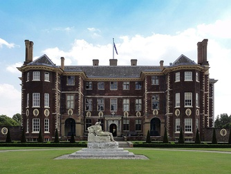 Ham House is an English country house in Richmond, England.
