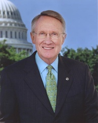 Reid during the 107th Congress in 2002