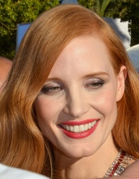Chastain at the 2017 Cannes Film Festival, where she served as a jury member