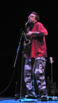 John Zorn performing in 2006.