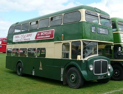 A preserved AEC Renown, previously run by King Alfred Motor Services.