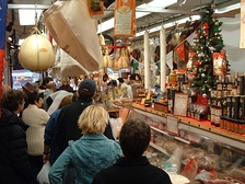 Much of Philadelphia's Italian population is in South Philadelphia, and is well known for its Italian Market.