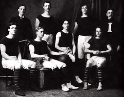 The first Indiana basketball team (1900–01)