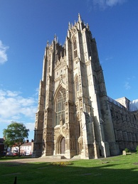 Beverley's 11th-century minster is one of the county's most visited sites.
