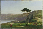 George Inness, Lake Albano, 1869. Phillips Collection