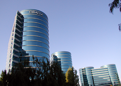 Oracle in Redwood City