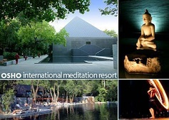 With 200,000 visitors annually, the Osho International Meditation Resort is one of the largest spiritual centres in the world.