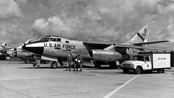 363d TRW RB-66B deployed to Vietnam[note 4]