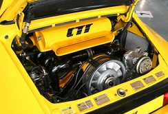 Ruf CTR Yellowbird powerplant