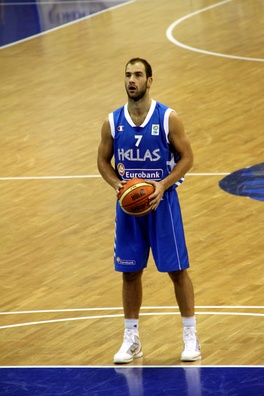 Vassilis Spanoulis was the Greek Basket League Finals MVP 3 times (2012, 2015, 2016).