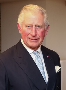 HRH The Prince Charles, Prince of Wales