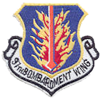 Emblem of the 97th Bombardment Wing, 1959–1992