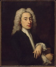 Alexander Pope, painting attributed to English painter Jonathan Richardson, c. 1736, Museum of Fine Arts, Boston